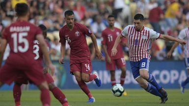 Paraguay 2-2 Qatar