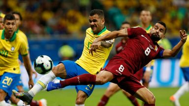 VAR condemns Brazil to draw