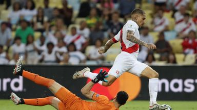 Peru fight back to beat Bolivia
