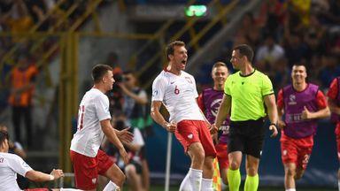 Italy U21 0-1 Poland U21