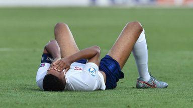 England U21 2-4 Romania U21
