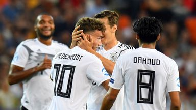 Austria U21 1-1 Germany U21