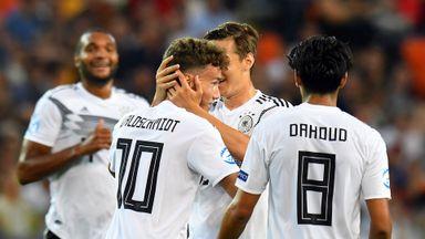 Austria U21 1-1 Germany U21