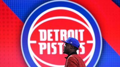 Pistons take Doumbouya at No 15