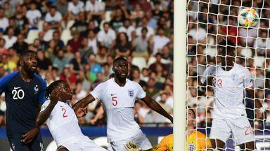 Wan-Bissaka's last minute own goal!
