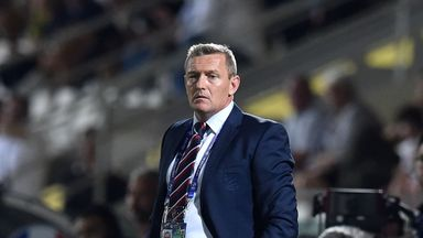 Boothroyd: Loss was self-inflicted