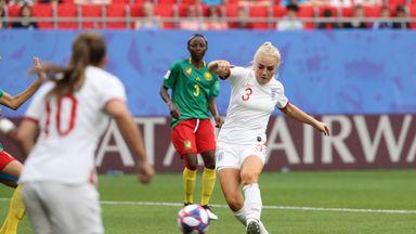 Davison: England handled pressure well