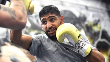 Khan: I still want 'huge' Brook fight