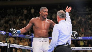 Hearn: Pain of defeat will drive AJ on