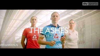 England target Ashes glory