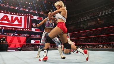 Evans, Bliss pick up win over Bayley, Lynch