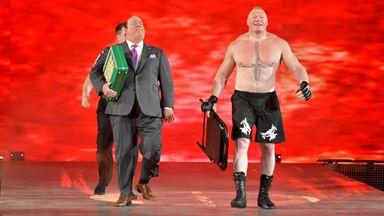 Did Lesnar cash-in at Super ShowDown?