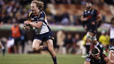 Brumbies 38-13 Sharks