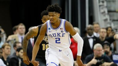 Draft Profile: Cam Reddish