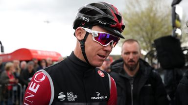 Surgeon optimistic for Froome recovery