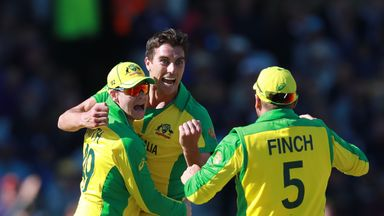 Smith: Australia favourites for WC