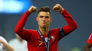 Ronaldo: Amazing to win as hosts