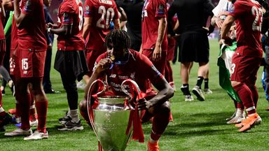 Origi planning Liverpool contract talks
