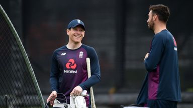 Morgan: England confident for Australia