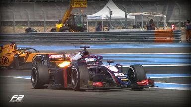 F2: Race 2 Highlights - France