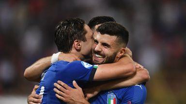 Italy U21 3-1 Spain U21