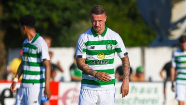 Griffiths: It is great to be back