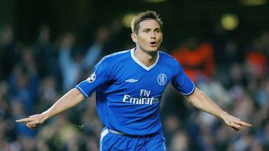 Five incredible Lampard stats