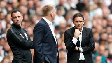 Will Lampard get time at Chelsea?