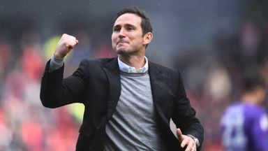'Lampard perfect person for Chelsea'