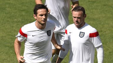 Rooney takes heart from Lampard success