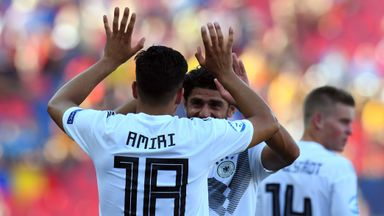 Germany U21 4-2 Romania U21
