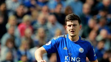 'Leicester can play hardball over Maguire'