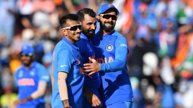 CWC highlights: India vs Afghanistan