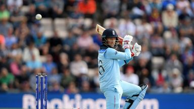 Root stars in England win