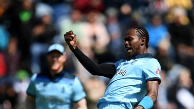 Eng vs WI: Pace like fire!