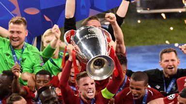 Henderson: Too early to be CL favourites