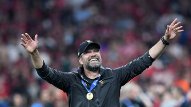 'Klopp most important figure at Liverpool'
