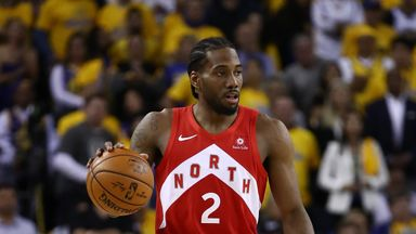 What's next for Kawhi and Ujiri?