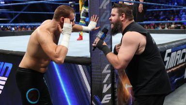 KO & Sami Zayn threaten to walk out