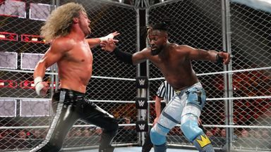 Kofi aiming for Bret Hart v HBK level of rivalry