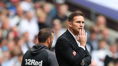 'Lampard is only option for Chelsea'