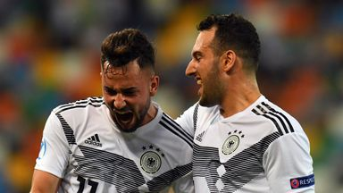 Germany U21 3-1 Denmark U21