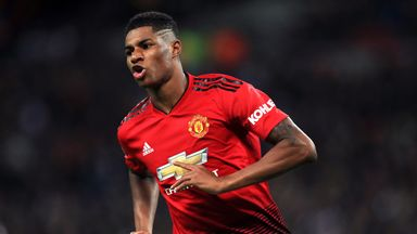 'Man Utd cannot rely solely on Rashford'