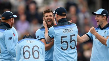 Key: England bowlers set the tone