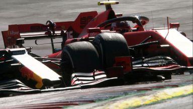 Verstappen's race-winning overtake