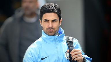 Guardiola: Arteta will be a manager