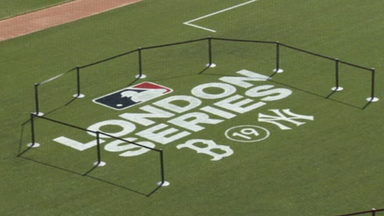 MLB brings 'American fun' to London