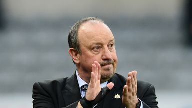 Rafa won't rule out Everton