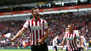 O'Connell: I'm happy at Sheffield United