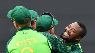 CWC highlights: SA vs Afghanistan